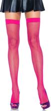 Leg Avenue Stockings Fishnet Neon Pink