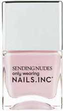 Nails Inc. Sending Nudes Nakey Nakey 14 ml