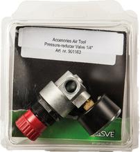 "ESSVE 901163 Regulator med manometer, 1/4"""