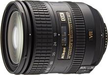 ikon 16-85 mm F/3.5-5.6G ED VR AF-S 3 Sort Objektiv