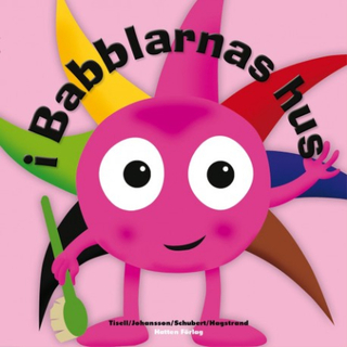 BABBLARNA i Babblarnas hus - Bok inbunden