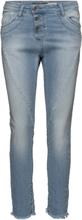 C Light Str. Cut Raka Jeans Blå Please Jeans
