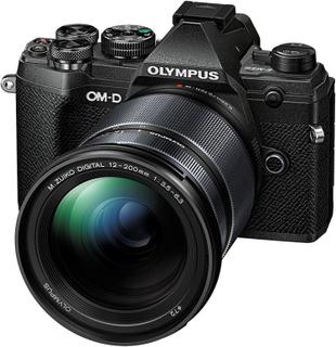 Olympus OM-D E-M5 Mark III + 12-200/3,5-6,3 Svart, Olympus