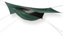 Hennessy Hammock Safari Deluxe Zip Campingmöbel Grön OneSize