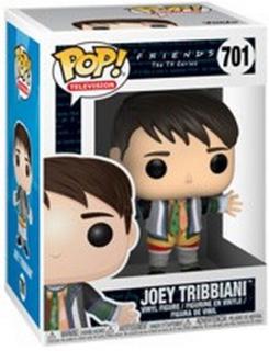 Friends - Joey Tribbiani Vinylfigur 701 -Funko Pop! -