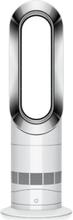 Dyson AM09 Hot + Cool Bordventilator Hvid/Sølv