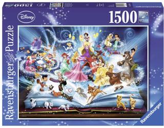 Ravensburger Disneys Magiska berättelsebok 1500 bitar