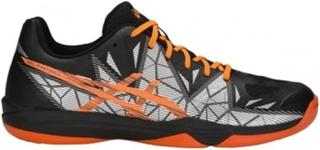 Asics Gel-Fastball 3 Black/Orange 47