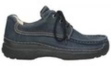 Wolky Nette schoenen 09201 Roll Shoe Men - 11800 blauw nubuck heren