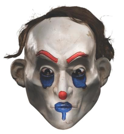 Rubies Glade Joker bøller håndlanger Batman Dark Knight bankrøver H... - Fruugo
