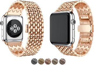 Länk Apple-Watch ROSÉGULD 42mm