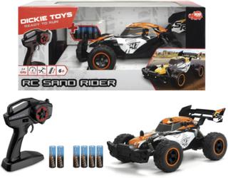 Dickie Toys fjernstyret bil - Sand Rider