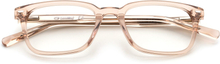 Shiver - Transparent Pink