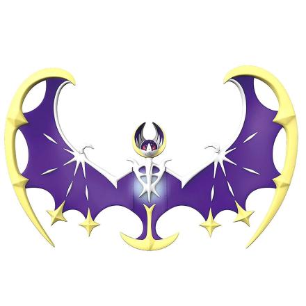Pokémon Pokemon legendarisk figur Lunala legendariske figur 30 cm - Fruugo