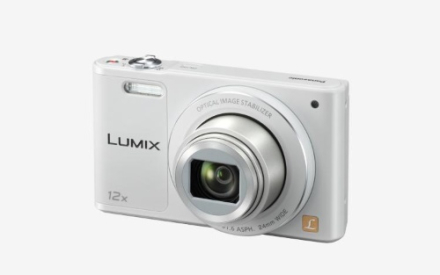 Panasonic DMC-SZ10EP-W White