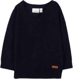 NAME IT Ull Pullover Men Blue