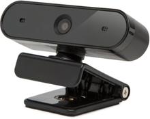 Plexgear 1080p Webkamera med mikrofon