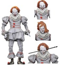 NECA IT - 18cm Scale Action Figur - Ultimate Well House Pennywise