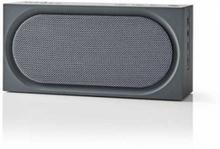Bluetooth®-Høyttaler   15 W   Opptil 4-timers spilletid   Sort