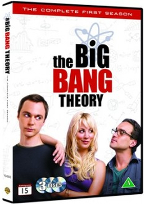 Big Bang Theory - Säsong 1