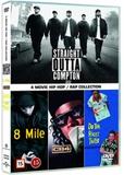4 Movie Hip-hop-Rap Collection Box Set