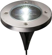 Venedig markspot LED med solcell