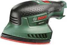 Bosch Easysander 12 V multislip, utan batteri