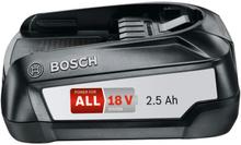 Bosch 18 V 2,5 Ah batteri