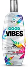 Hempz® Good Vibes 15x Positively Dark Bronzer 250ml.
