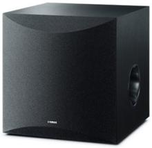 """Yamaha NS-SW100, 50 W, 25 - 180 hz, 100 W, 25 cm, 25,4 cm (10""""), Svart"""