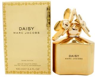 Marc Jacobs Daisy Shine - Eau de Toilette Gold Edition 100ml