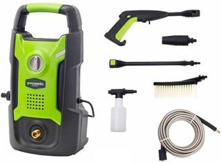 Greenworks Elektrisk högtryckstvätt GPWG1 100 Bar 1300 W 5100007