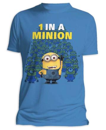 Foragtelige mig T-Shirt 1 i en minion (håndlangere) - Fruugo