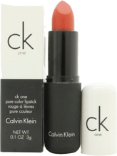 Calvin Klein CK One Pure Color Läppstift - Smooch