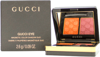 Gucci Eye Magnetic Color Øjenskygge Duo - Sunset