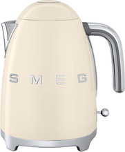 Smeg - Smeg Vannkoker 1,7 l, Cream