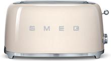 Smeg - Smeg Toaster 4 Skiver, Creme