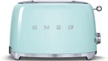 Smeg - Smeg Toaster 2 skiver, Pastelgrøn