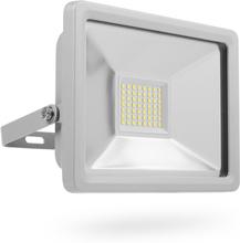 Smartwares LED-projektør 30 W grå FL1-DOB30