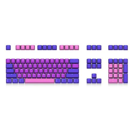 Mechanical Keyboard Keycap Akko X Ducky Queen 108 Key OEM Profile PBT Keycap Keycaps Set for Mechanical Keyboard