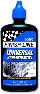 Finish Line 1-Step Universal Vaske- og smøremiddel 120 ml 2019 Smøremiddel