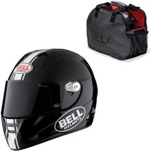 Bell Motorcykelhjälm M5X Daytona, black/white, medium (57-58) MC-tillbehör