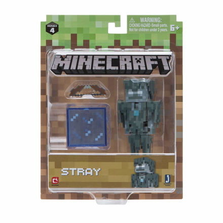 Minecraft Stray Figure - CDON.COM