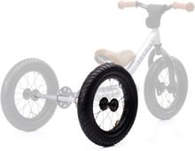 Trybike extra hjul kit svart (från 2 till 3, till svart/grå cyklar)