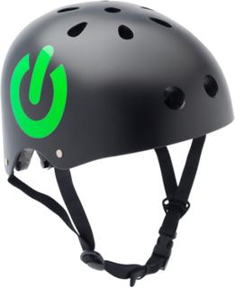 open in new Trybike cykelhjälm svart med on-off (välj storlek) c374bb7f50bba