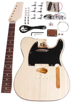 Beaton DIY-TL-12 el-gitar-byggesett