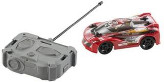 RACE TIN Small Car Remote Control Car Super Car - Rød - 1:32 - 8 km / t