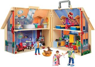 Playmobil5167 Mitt Bärbara Dockhus
