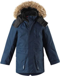 Reima Naapuri Barn synthetic-lined parkas Blå 110