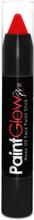 UV Paint Stick (PRO), UV Red, 3.5g, Loose